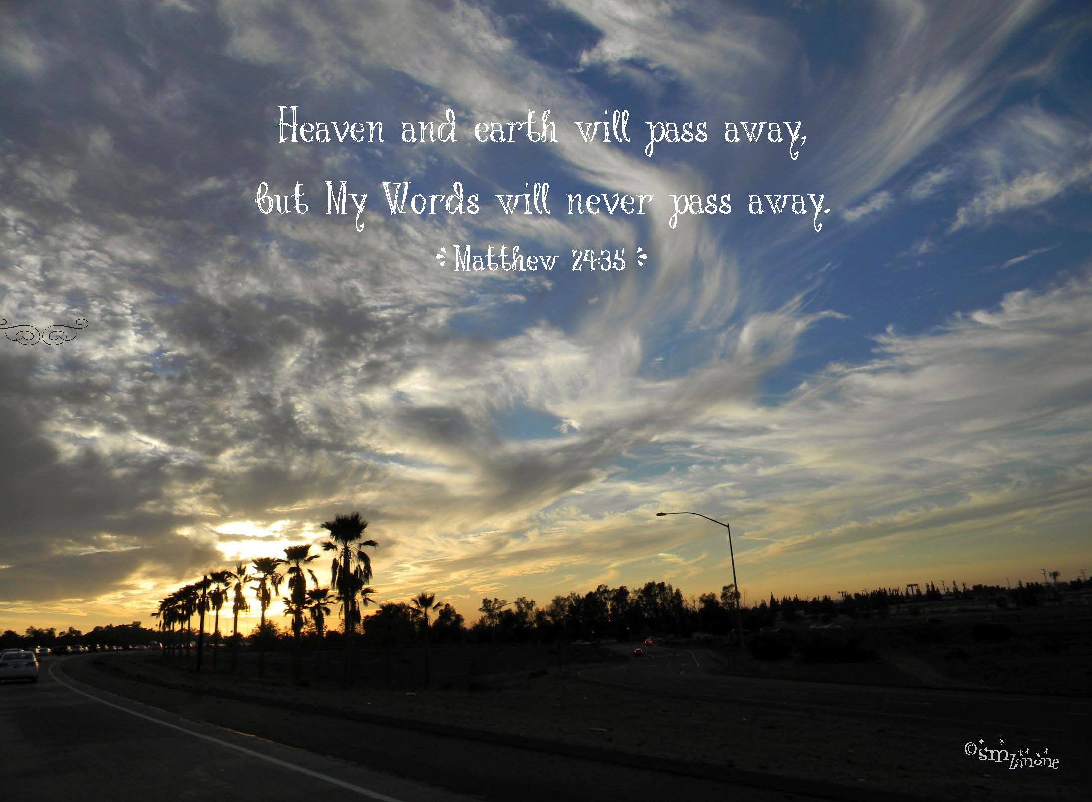 Matthew 24_35